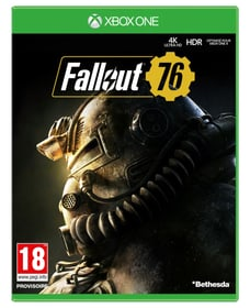 Xbox One - Fallout 76 Box 785300139063 Langue Français, Italien Plate-forme Microsoft Xbox One Photo no. 1