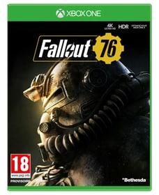Xbox One - Fallout 76 Box 785300139063 Sprache Französisch, Italienisch Plattform Microsoft Xbox One Bild Nr. 1