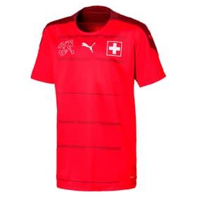 Home Shirt Replica Schweiz Fussball Trikot Nationalmannschaft Puma 466966712830 Grösse 128 Farbe rot Bild-Nr. 1