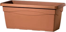 Day R Cassetta Deroma 657671300000 Colore Terracotta Taglio L: 79.0 cm x L: 38.0 cm x A: 33.5 cm N. figura 1