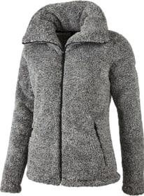 Betta Veste en polaire pour femme Trevolution 465795203681 Taille 36 Couleur gris claire Photo no. 1