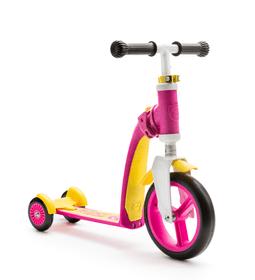 Highwaybaby+ Scooter Scoot and Ride 492379400029 Farbe pink Grösse Einheitsgrösse Bild-Nr. 1