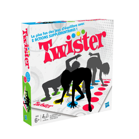 Twister (F) Hasbro Gaming 746975990100 N. figura 1