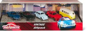Vintage 5 Modellfahrzeug Majorette 748665500000 Bild Nr. 1