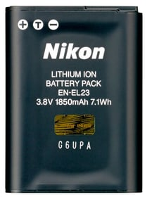 EN-EL23 Batterie Nikon 785300135710 N. figura 1