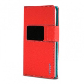 Mobile Booncover XS2 Etui rouge Coque reboon 785300125753 Photo no. 1