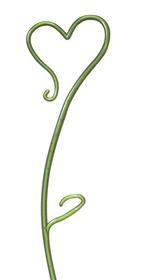 Orchideen Zubehör Orchideenstab Soendgen 657556600004 Farbe Grün Grösse L: 57.0 cm Bild Nr. 1