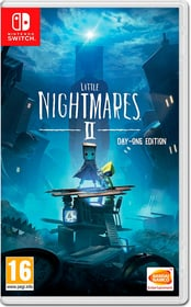 NSW - Little Nightmares II - Day 1 Edition Box 785300155301 N. figura 1