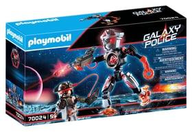 70024 Galaxy Police Robot et pirate de l'espacer PLAYMOBIL® 748037700000 Photo no. 1
