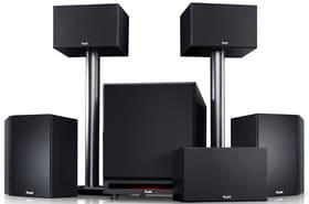 System 6 THX 5.1-Set - Schwarz Home Cinema Lautsprecher Teufel 785300145036 Bild Nr. 1