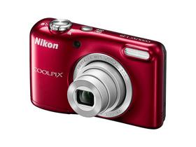 Nikon Coolpix L29, Rot Nikon 95110024779914 Bild Nr. 1