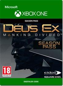 Xbox One - Deus Ex Mankind Divided - Season Pass Download (ESD) 785300138647 Photo no. 1