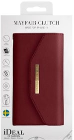 Book-Cover Mayfair Clutch burgundy Coque iDeal of Sweden 785300148832 Photo no. 1