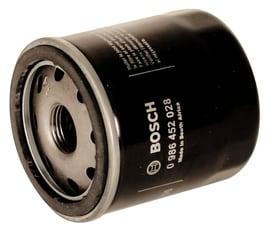 P 2028 Filtre à huile Bosch 620783500000 Photo no. 1