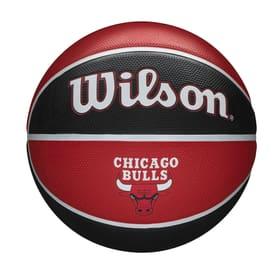 NBA TEAM TRIBUTE BSKT CHI BULLS Basketball Wilson 461972100730 Grösse 7 Farbe rot Bild-Nr. 1