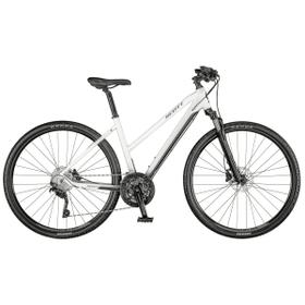 SUB Cross 20 Vélo de trekking Scott 463380500310 Couleur blanc Tailles du cadre S Photo no. 1