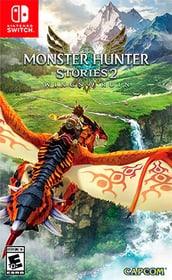 NSW - Monster Hunter Stories 2: Wings of Ruin Box Nintendo 785300159311 Photo no. 1