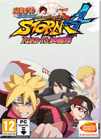 PC - Naruto Shippuden: Ultimate Ninja Storm 4 - Road to Boruto DLC - D/F/I Download (ESD) 785300134418 N. figura 1