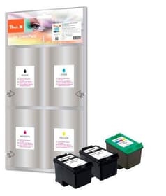 Combi PackPLUS 350XL/351XL Cartuccia d'inchiostro Peach 785300124684 N. figura 1