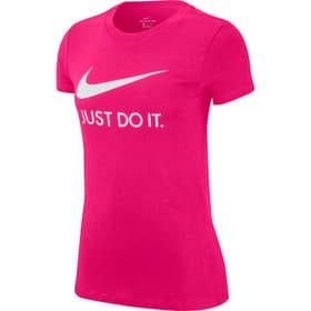 Nike Sportswear Essential Maglietta Nike 464226500329 Taglie S Colore magenta N. figura 1