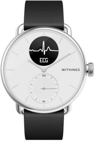 Scanwatch 38mm/White Smartwatch Withings 785300155268 Bild Nr. 1
