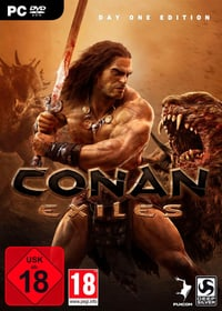 PC - Conan Exiles Day One Edition (F) Box 785300132648 Photo no. 1