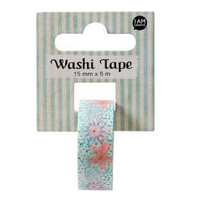 Washi Tape Fleurs II I AM CREATIVE 666124500000 Photo no. 1