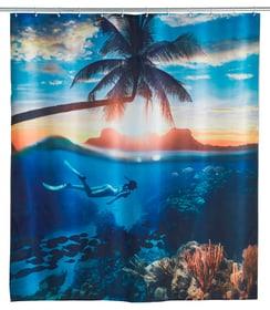 Duschvorhang Underwater WENKO 674009900000 Bild Nr. 1