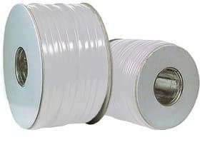 Telefonkabel 4-adrig, 100m, grau Kabelro