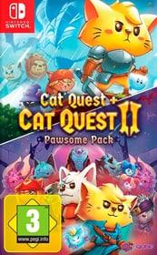 Cat Quest + Cat Quest 2 Pawsome Pack (in Box 785300153125 N. figura 1