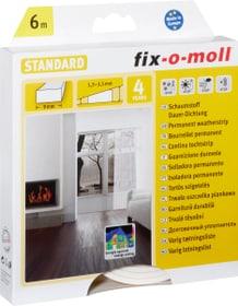 Joint en mousse  9 x 4 mm, 6 m Dichtung Fix-O-Moll 673002400000 Couleur Blanc Photo no. 1