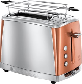 Luna Copper Grille-pain Russel Hobbs 785300137178 Photo no. 1