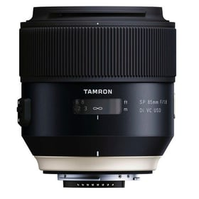SP 85mm f / 1.8 Di VC USD pour Canon Objectif Tamron 785300123877 Photo no. 1