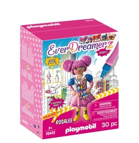 70472 Rosalee Comic World PLAYMOBIL® 748039900000 Bild Nr. 1