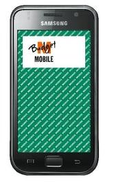 Samsung Galaxy S Plus GT-I9001 Téléphone portable Smartphone Samsung 79455250002011 Photo n°. 1