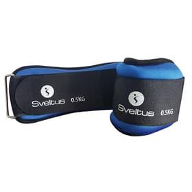 Gewichtsmanschetten Bein Gewichtsmanschetten Sveltus 467322600520 Farbe schwarz Gewicht 0.5 Bild-Nr. 1