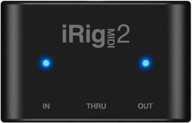 iRig MIDI 2 Audio Interface IK Multimedia 785300153231 N. figura 1