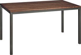 ALEXIS II Table 402399615014 Dimensions L: 120.0 cm x P: 80.0 cm x H: 75.0 cm Couleur Noyer Photo no. 1