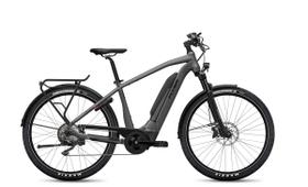 Upstreet5 7.10 Vélo de trekking électrique FLYER 463368200486 Couleur antracite Tailles du cadre M Photo no. 1