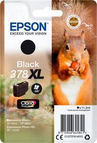 Tintenpatrone 378XL Schwarz Tintenpatrone Epson 798548700000 Bild Nr. 1