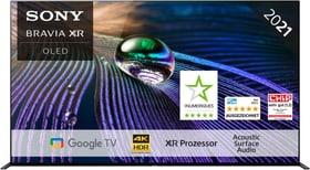 """XR-65A90J 65"""" 4K HDR Google TV OLED TV Sony 770375800000 N. figura 1"""