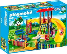 PLAYMOBIL City Life Kinderspielplatz 5568