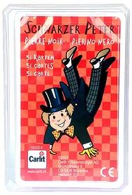 Schwarzer Peter Gesellschaftsspiel Carlit 744925500000 Bild Nr. 1