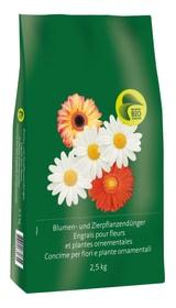 Concime per fiori et piante ornamentali, 2.5 kg Migros-Bio Garden 658307700000 N. figura 1