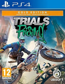 PS4 - Trials Rising - Gold Edition Box 785300141446 N. figura 1