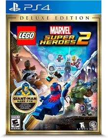 PC - LEGO Marvel Super Heroes 2 - Deluxe Edition Download (ESD) 785300133687 N. figura 1