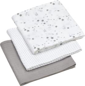 AURA Panni da neonato 451282016910 Colore Bianco Dimensioni L: 90.0 cm x A: 90.0 cm N. figura 1