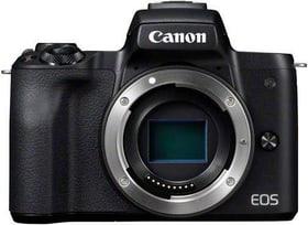 EOS M50 schwarz Systemkamera Body Canon 785300134587 Bild Nr. 1