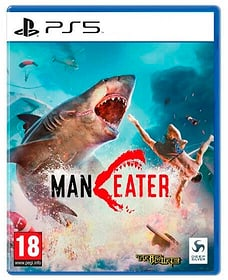 PS5 - Maneater F Box 785300156152 Photo no. 1