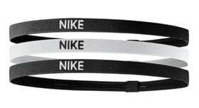 Elastic Hairbands Haarband Nike 461926999910 Farbe weiss Grösse one size Bild-Nr. 1